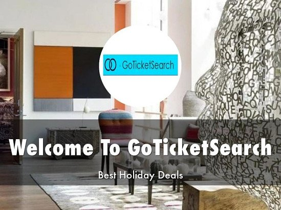 Welcome to goticketsearch.com