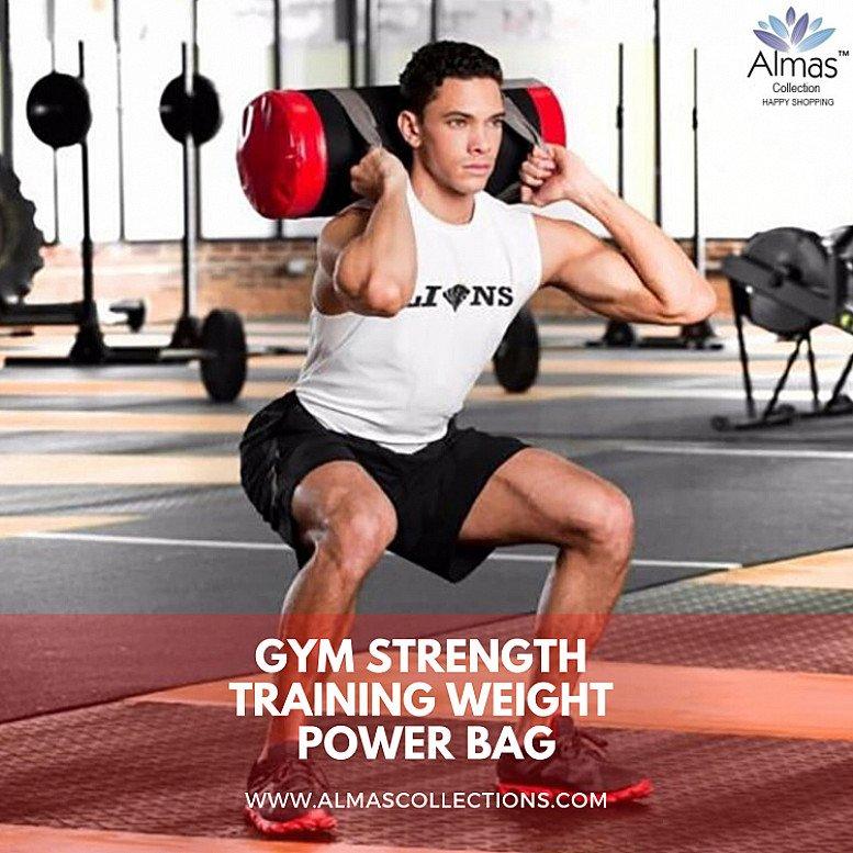 Gym Strength Training Weight Power Bag