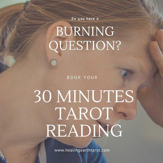 WIN A FREE 20 MINUTES TAROT READING