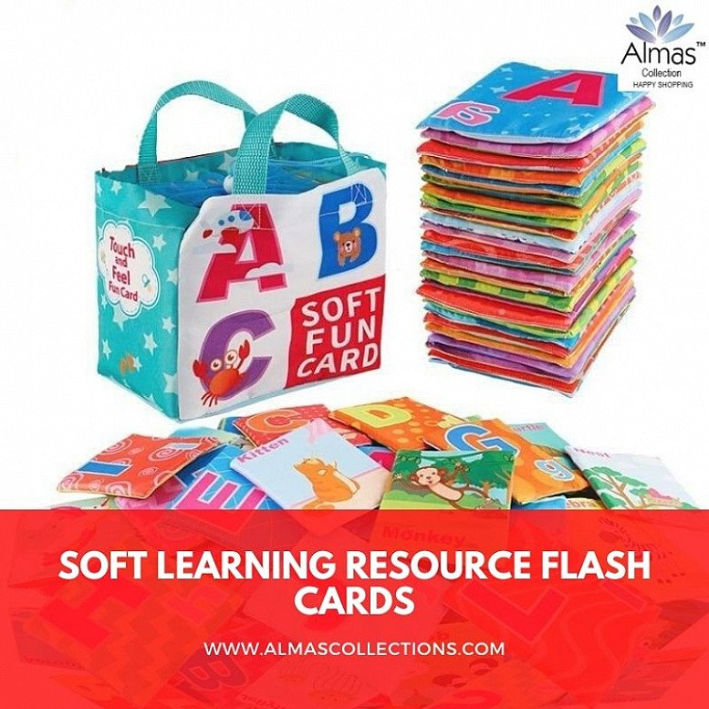 New Soft Learning Resource Flash Cards