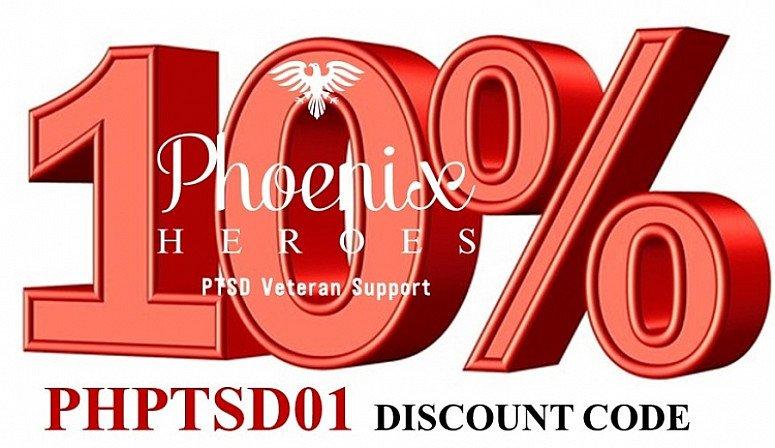 Phoenix Heroes 10% Discount Code PHPTSD01
