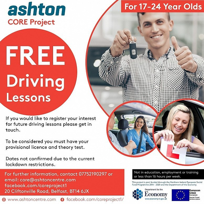 Free Driving Lessons