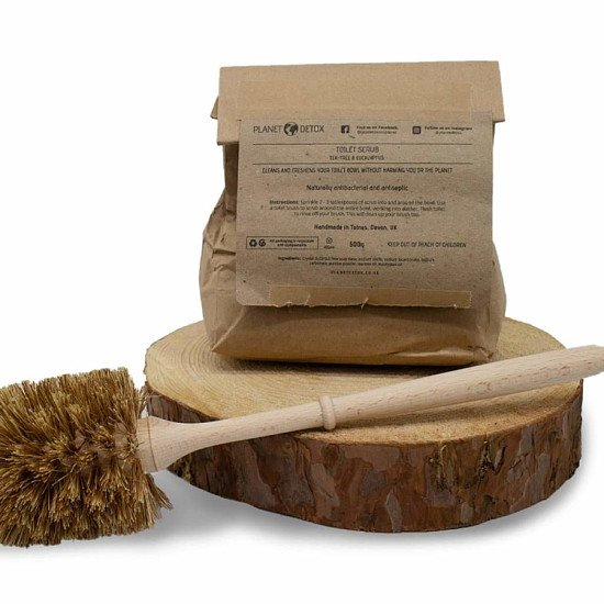 TEA TREE & EUCALYPTUS TOILET CLEANER (500G) - £12.99!