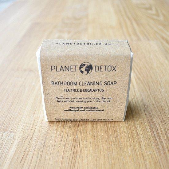 ANTIBACTERIAL BATHROOM CLEANING SOAP BAR - £5.99!