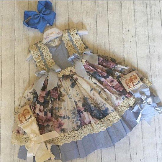 Beautiful Spanish Dress