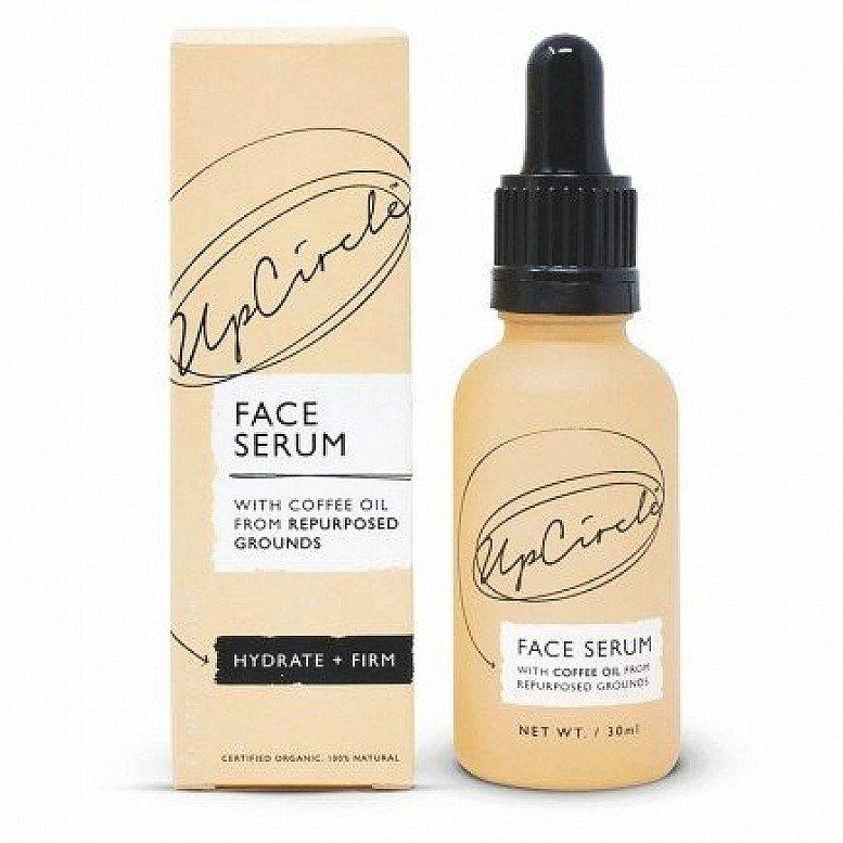 Certified Organic, 100% natural, vegan, sustainable Upcircle face serum - £15.00!