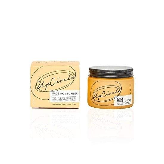 Good for you, good for the world: face moisturiser - £19.00!