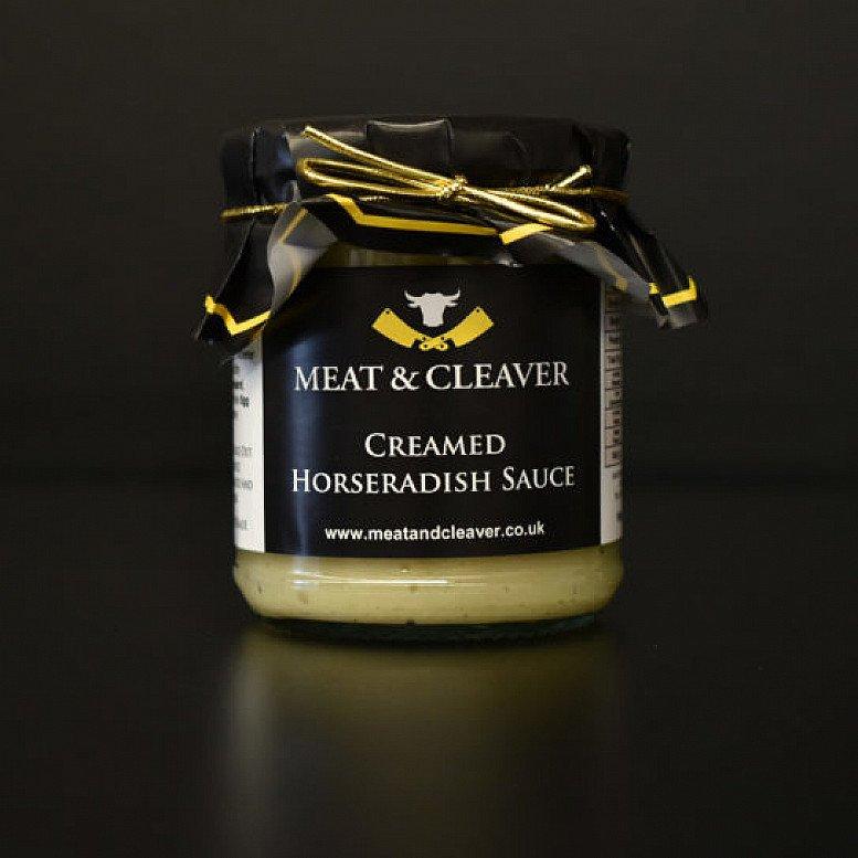 Creamed Horseradish Sauce - £2.99!