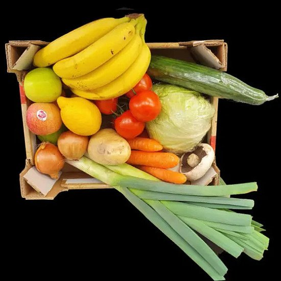 Fruit & Vegetable Box for 2 - £18.00!