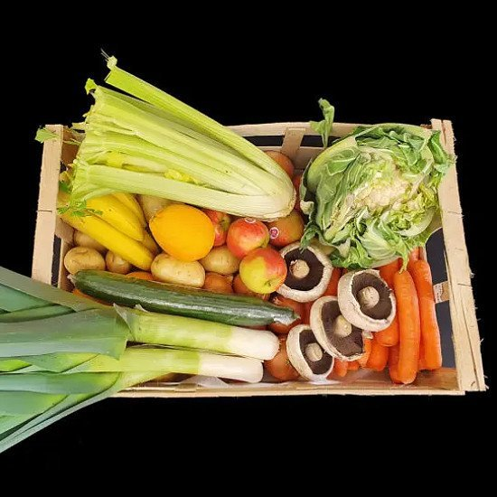 Fruit & Vegetable Box for 6 - £28.00!