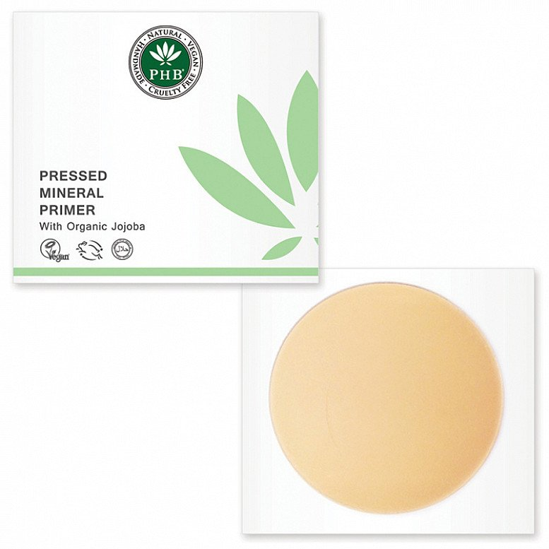 PHB Ethical Beauty's natural, organic priming face powder is handmade with enriching minerals!