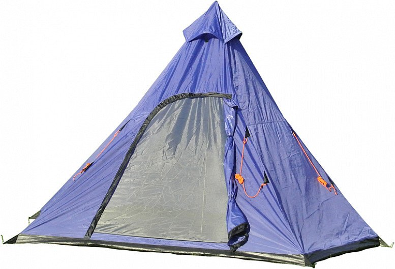 TEEPEE 6 BERTH TENT £100.00 (75% discount) + free postage. Use Code: SNIZL75