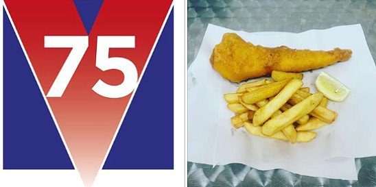 We will be delivering on VE Day 75th anniversary this Friday