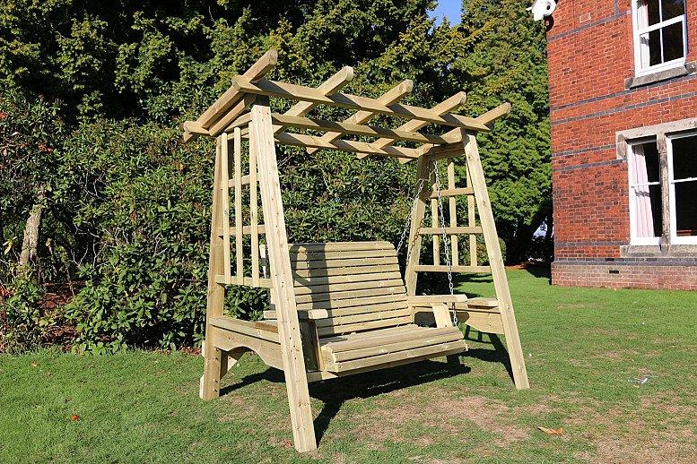 Pergola Swing – 2-Seater (SW105)