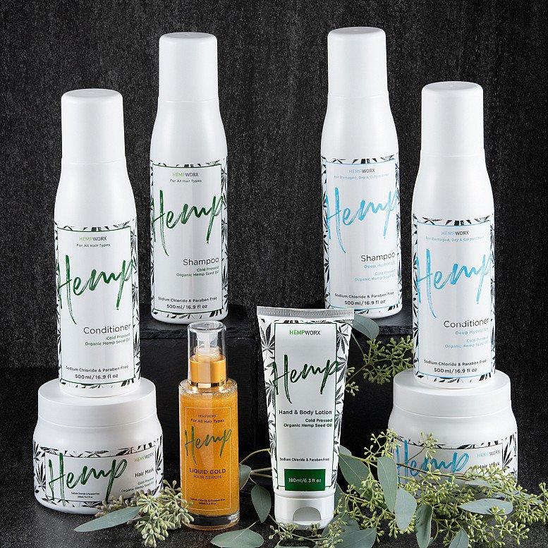 Amazing Deep Hydration Hair Care Serum