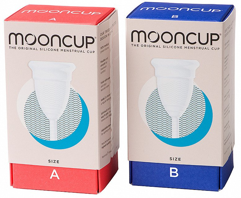 The Mooncup Reusable Menstrual Cup is an innovative and eco-friendly alternative to tampons.