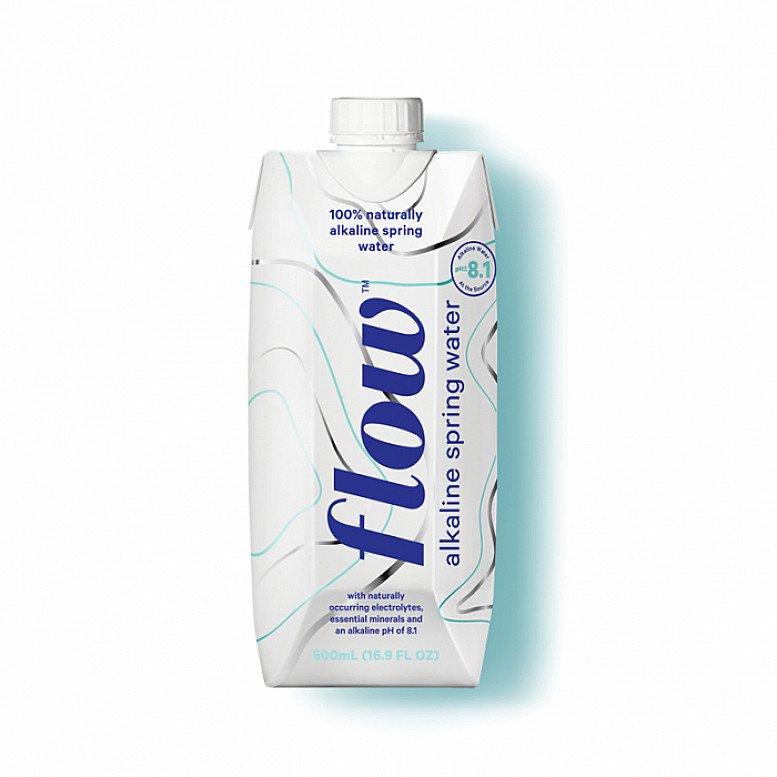 2 FOR £1.00 MIX & MATCH - Flow Alkaline Water 500ml: £0.69!