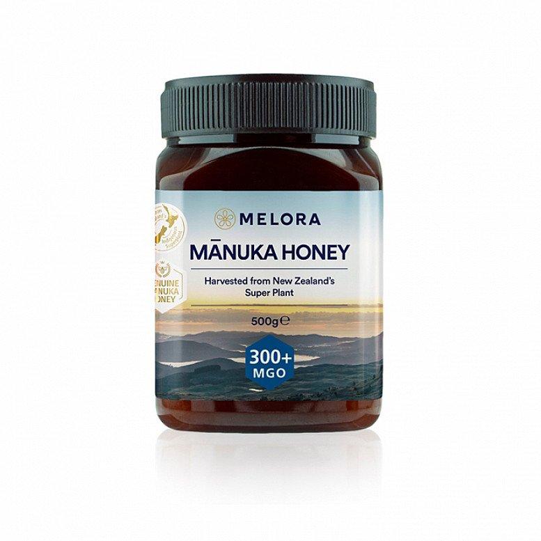 SALE - Melora Manuka Honey 300+ MGO 500g!
