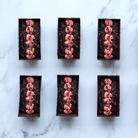 Luxury Chocolate and Raspberry Cake - £15.25!