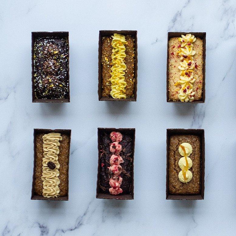 Luxury Mixed Cake Box - £15.95!