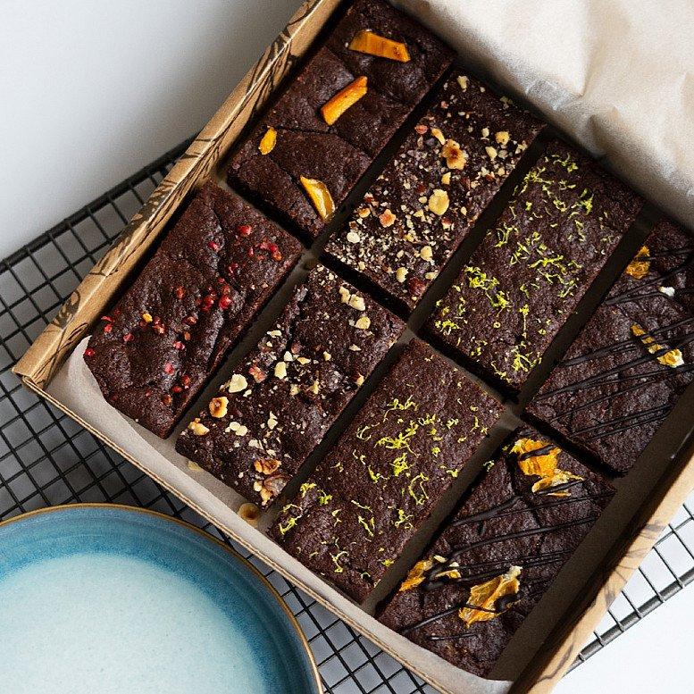 Luxury Signature Brownie Gift Box - £14.95!