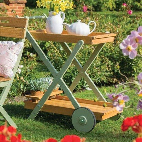 Verdi Garden Tea Trolley - £119.00!
