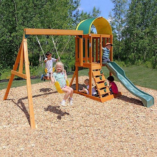 Kidkraft Ainsley Climbing Frame - £406.95!