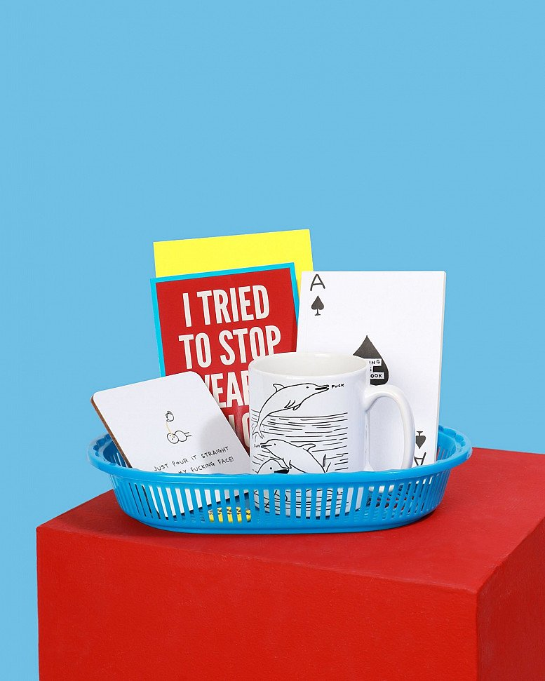 'Swear Box' Surprise Treat Box - £25.00!