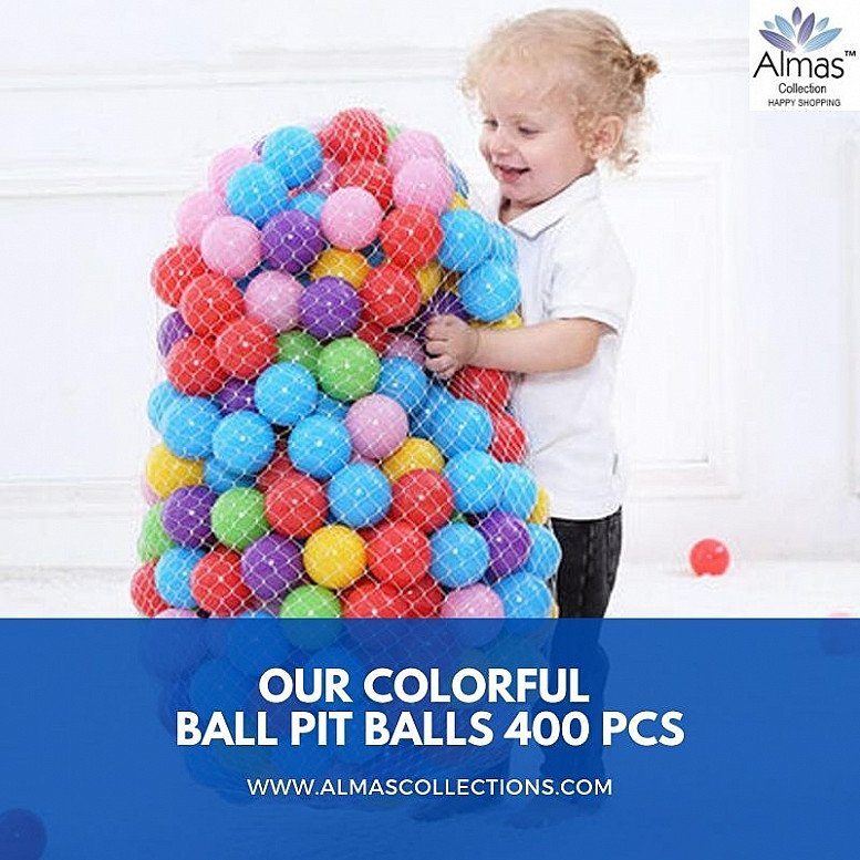 Ball pit Balls 400 Pcs
