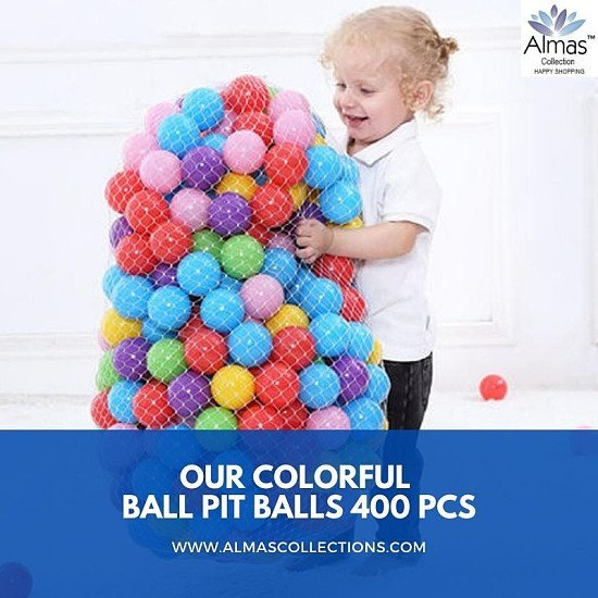 Ball pit Balls 400 Pcs