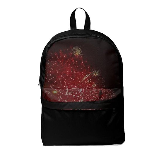 Fireworks Black Range Unisex Classic Backpack