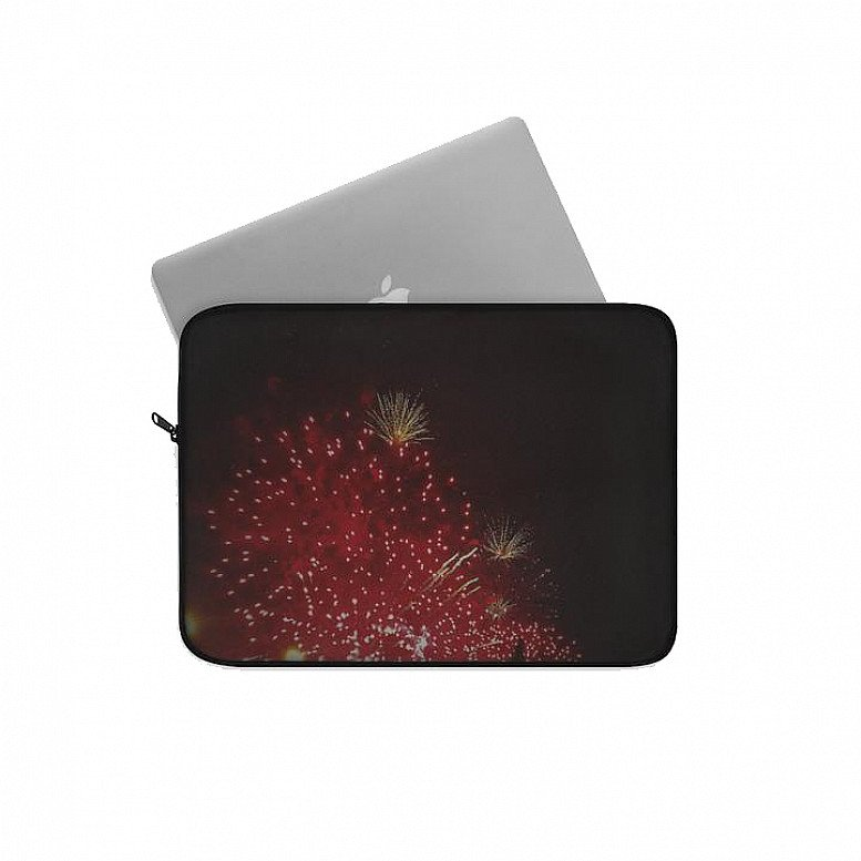 Fireworks Black Range Laptop Sleeve