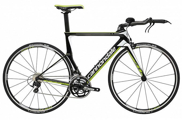 SAVE- Cannondale Slice 105 2016 Triathlon Bike
