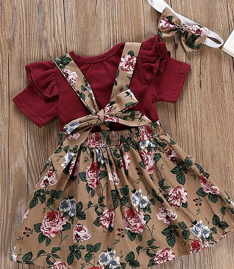 Baby Girl 3 piece sets