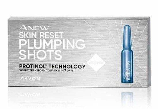 Avon plumping shots