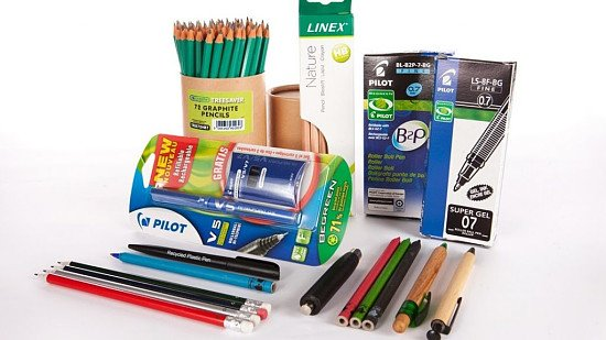 The Green Stationery Company is the UK's original recycled paper & green office supplier