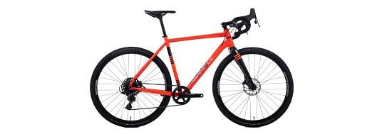 SAVE- Kinesis Tripster AT Gravel Adventure Bike Columbus Orange