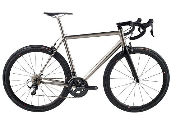 SAVE- J. Guillem Formentor Ultegra Titanium Road Bike