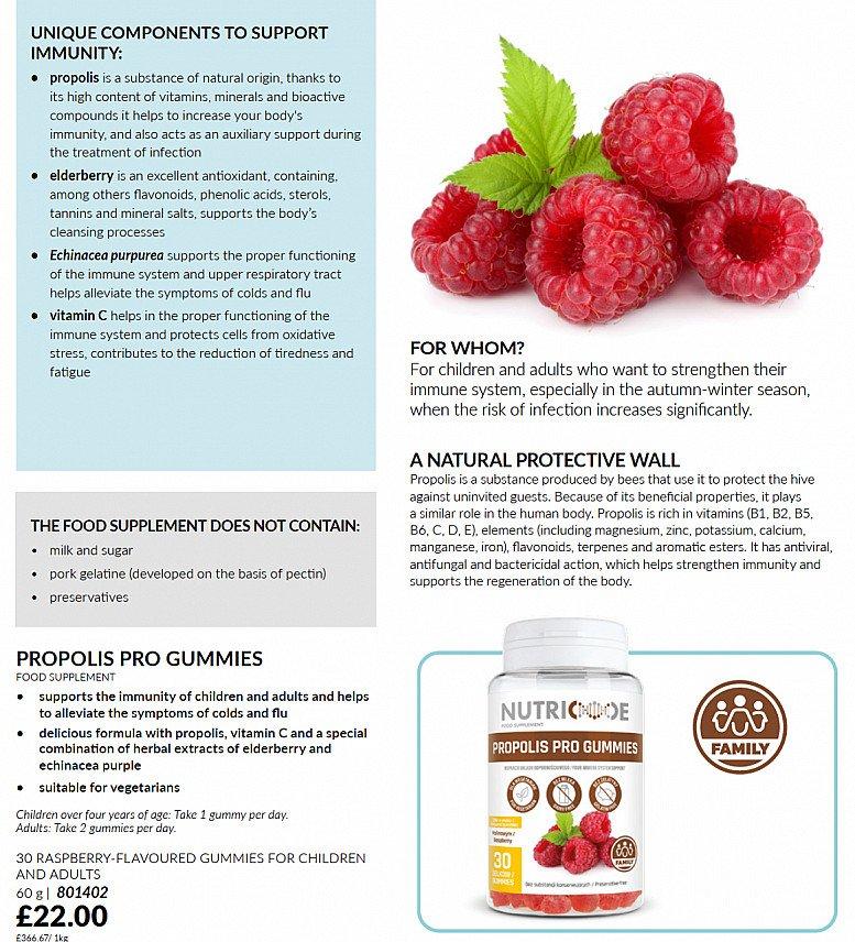 Nutricode supplements