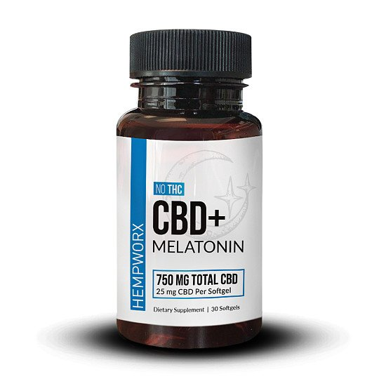 C B D+MELATONIN SOFTGELS- Get sleep tonight!