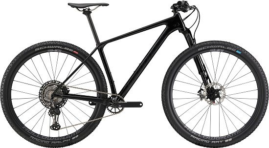 SAVE- 2019 CANNONDALE F-SI LTD MENS CARBON HARDTAIL MOUNTAIN BIKE IN BLACK
