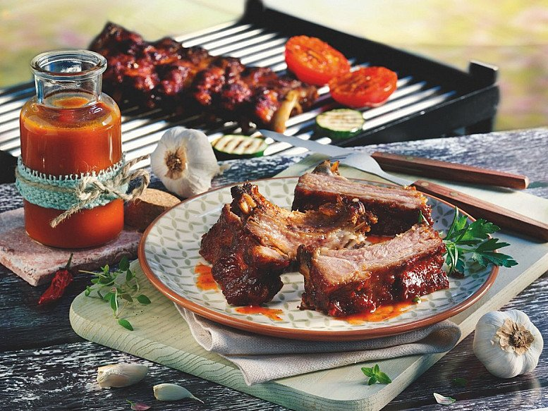 SPECIAL OFFERS - VEAL SPARE RIBS: £8.95!