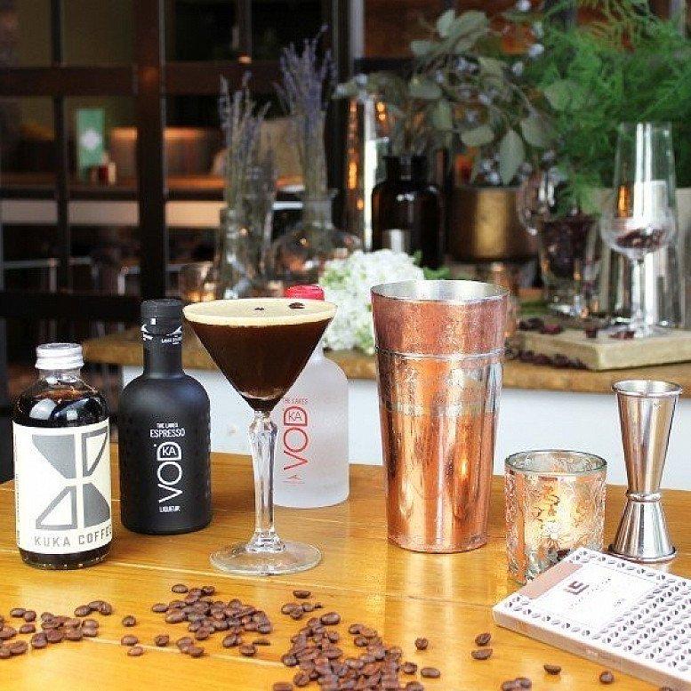Espresso Martini Cocktail Gift Experience - £42.99!