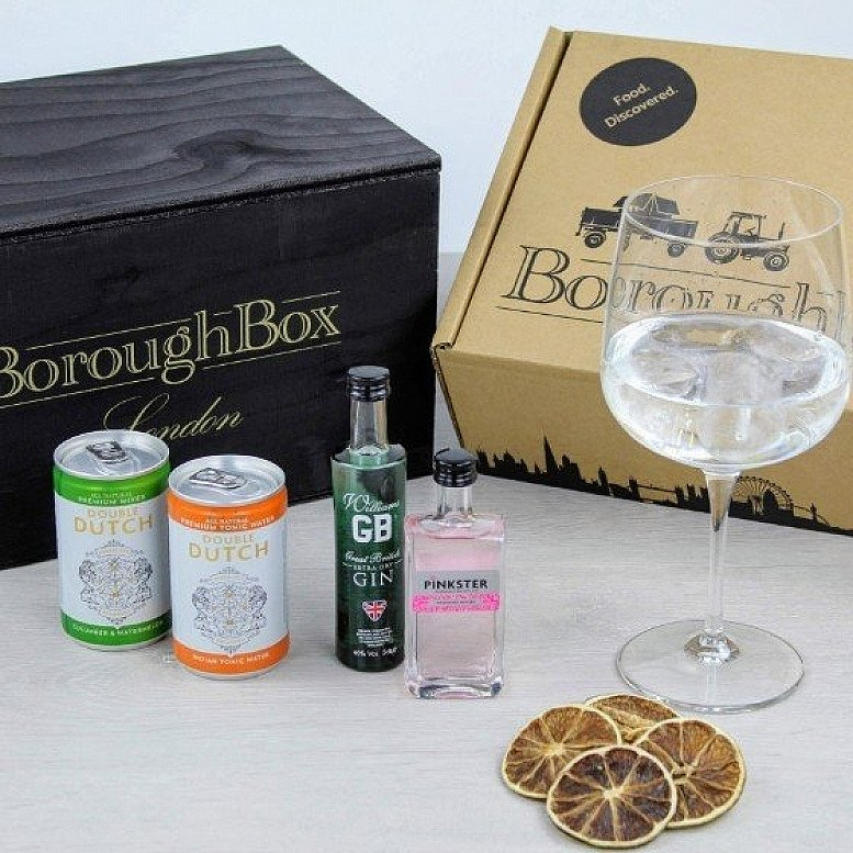 Gin and Tonic Gift Hamper - £14.99!