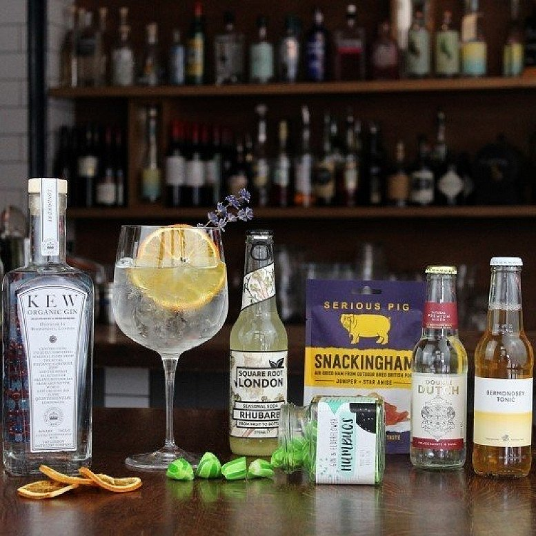 Experimental Gin and Tonic Gift Hamper - £54.99!