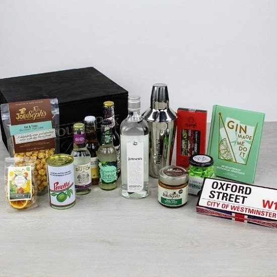 Ultimate London Gin Experience Gift Box - £149.99!