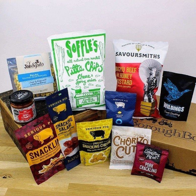 Beer Snack Experience Gift - £24.99!