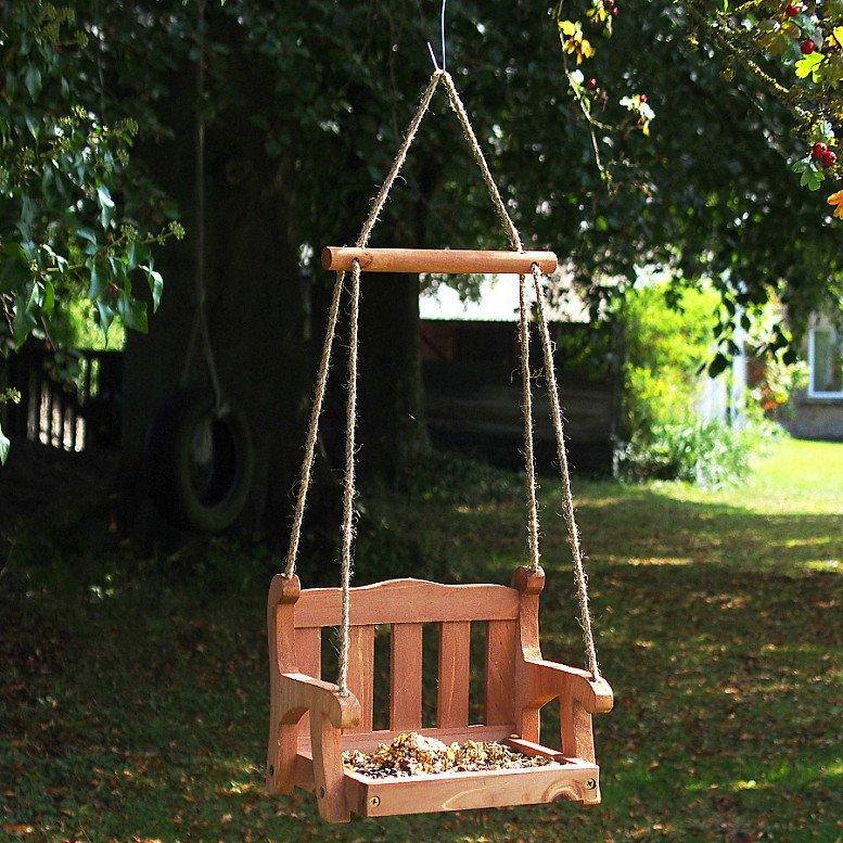SAVE - SWINGSEAT BIRD FEEDER!