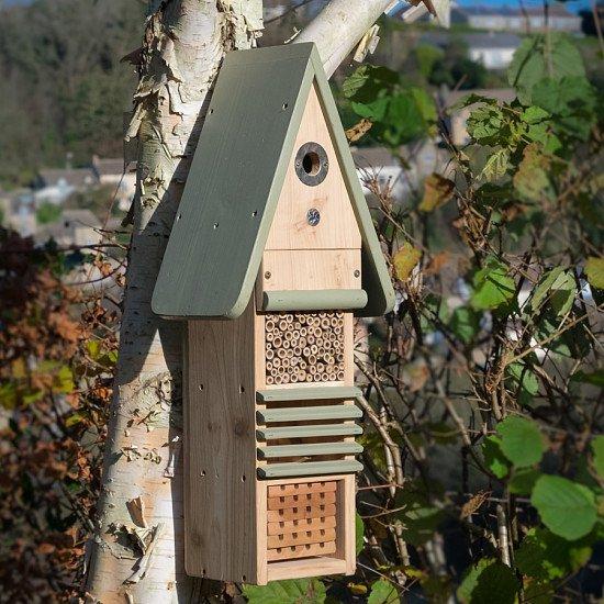 BIRDS, BEES & BUGS HOTEL - £83.99!