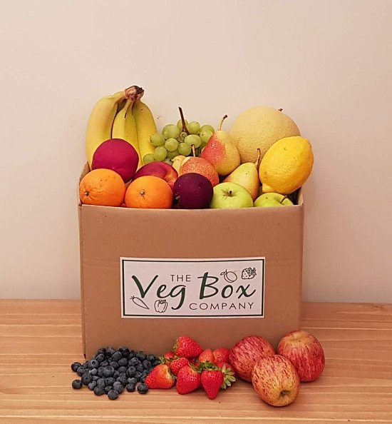 The Medium Fruit Box - £21.00!